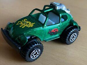Matchbox Superfast No 49 Green Sand Digger Beach Buggy