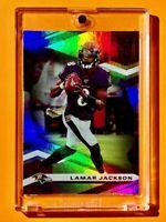 Lamar Jackson DONRUSS ELITE HOLOFOIL PANINI 2020 RAVENS FOOTBALL CARD #19 Mint!