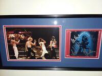 Eddie Van Halen Signed Sammy Hagar Alex Van Halen 4 Members Van Halen Autograph