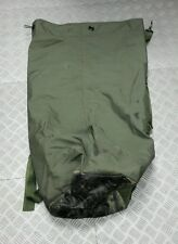 """US Fatigues Large Green Army Duffle Bag With Straps (38"""" L x 23"""" W) **READ**"""