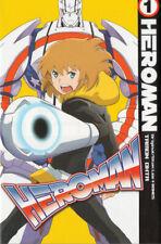 HeroMan Manga Volume 1
