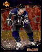 2000-01 Upper Deck Black Diamond Luc Robitaille #29
