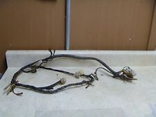 yamaha dt motorcycle parts yamaha 250 dt dt250 d enduro used main wire harness 1977 yb117