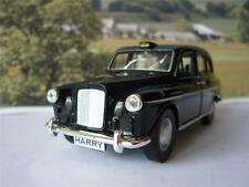 PERSONALISED PLATES London Black Cab Toy Car Model Boxed Stocking Filler Present