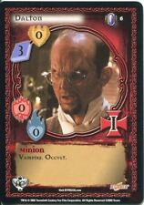 Buffy CCG TCG Angels Curse Unlimited Edition Card #6 Dalton
