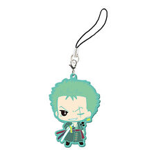 One Piece Zoro Rubber Phone Strap NEW