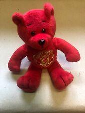 Manchester United 1997 Beanie Bear