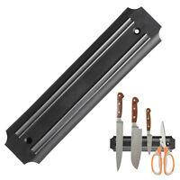 Magnetic Knife Bar Tool Holder Kitchen Restaurant Rack Magnet Strip Organizer