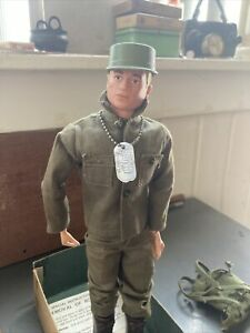 Hasbro 1964 GI Joe Action Soldier In Box