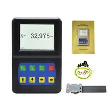 D50-1 Lathe mini LCD Digital Readout DRO for MINI Lathe Hobby Lathe mini milling
