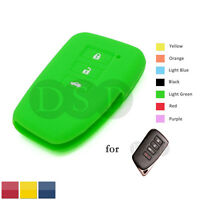 Silicone Skin Cover Shell fit for Lexus ES250 IS250 GS350 450h Smart Key Case LG