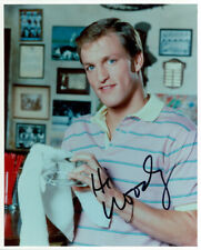 Woody Harrelson (Cheers) signed 8X10 photo