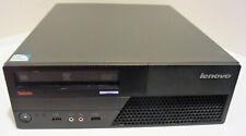 Lenovo Thinkcentre M58e (Intel Pentium 2.6GHz 2GB 250GB Win 10) PC Desktop MT-M