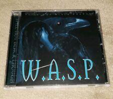 W.A.S.P. cd STILL NOT BLACK ENOUGH free US shipping