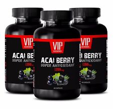 Immune Support - PURE ACAI BERRY 1200MG - weight loss equipment for women - 3 B