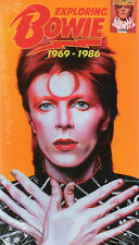 DAVID BOWIE - EXPLORING BOWIE 1969-1986 - 4 CDs LONG BOX DIGIPAK N°24/350