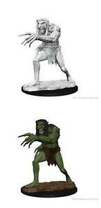 D&D Unpainted Minis Wv1 Troll NEW miniatures Dungeons & Dragons DND