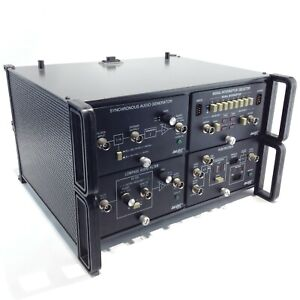 Lab-Volt SIGNAL INTERRUPTOR / SELECTOR Lowpass Audio Filter SYNCHRONOUS AUDIO GE