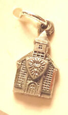 Vintage Hayward New Old Stock Methodist Church Charm Sterling Silver