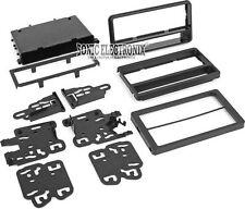 Metra 99-8205 Single/Double DIN Dash Kit for 2003-08 Toyota Matrix/Pontiac Vibe