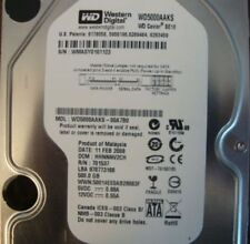 WD5000AAKS-00A7B0  500gb Sata Desktop Drive