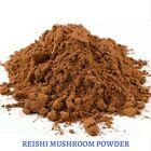 REISHI MUSHROOM POWDER 50 GRAM - PREMIUM STOCK - GANODERMA LUCIDUM FREE POSTAGE