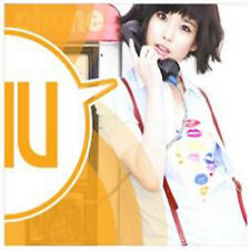 IU [GROWING UP] 1st Album CD+Booklet K-POP SEALED