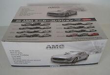 AMG Mercedes-Benz Kollektion mit 20 Modellen  Kyosho Japan  Maßstab 1:64  OVP