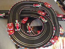 Carrera GO Doppelkreisel Auto Rennbahn Schienen Set Bahn Ausbauset Kurve 61603