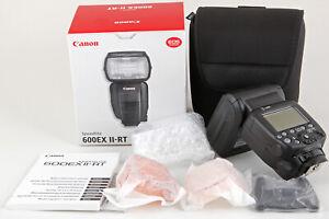 Blitzgerät Canon Speedlite 600EX II-RT Blitz, MwSt. ausw.