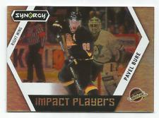 2017-18 UD Synergy Impact Players #IP11 Pavel Bure Vancouver Canucks