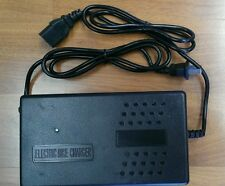 36V/3Ah sealed lead acid battery charger for electric bikes and scooters