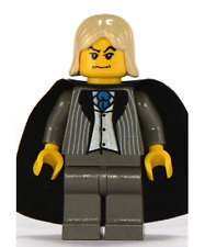 Lego Lucius Malfoy 4731 Chamber of Secrets Harry Potter Minifigure