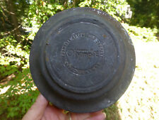 Franklin Olympic ANTIQUE GREASE CAP DUST COVER SCREW ON HUB CAP
