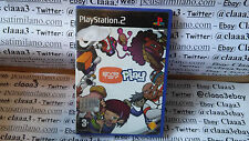 EYE TOY PLAY pal Sony Playstation 2 ps2 game gioco console
