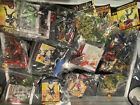 Xevoz+Huge+Lot+Of+Figures+%26+Data+Cards%3B+Accessories+And+Parts