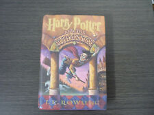 Harry Potter and the Sorcerers Stone by JK Rowling - First American Edition