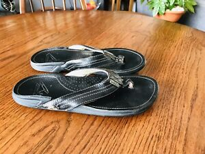Reef Leather Flip-Flip Sandals US Size 7