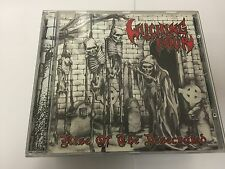 Rise of the Desecrated 2009 CD by Witching Hour 4260167850115