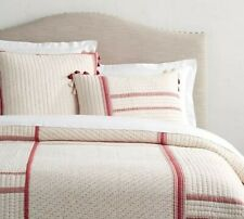 Pottery barn Nellie King Sized Quilt