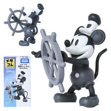 TAKARATOMY Metakore Mickey Mouse (Steamboat Willie type) Animation figure