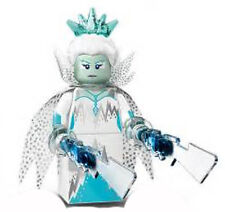 NEW Genuine Lego Minifigure Series 16 # 1 ICE QUEEN Complete with Stand