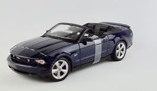 2015 Ford Mustang GT Convertible 1:18 Model Car Maisto Special Edition, New