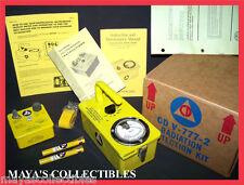 Radiation Detector CDV-715 CDV 742 CDV 750 Meter Counter KIT 66 pg FEMA Manual