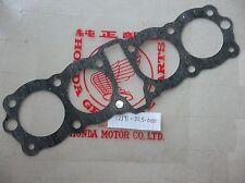 NOS Honda CB500 CB 500 A K1 K2 Cylinder Base Gasket 12191-323-000