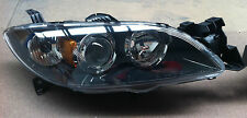 MAZDA 3 SEDAN HEADLIGHT BK 04 05 06 07 08 Left PASSENGER SIDE