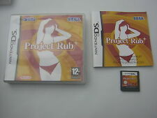 nintendo DS PROJECT RUB