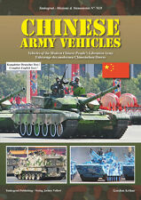 TANKOGRAD 7029 CHINESE ARMY VEHICLES: VEHICLES OF THE MODERN CHINESE PEOPLE'S LI
