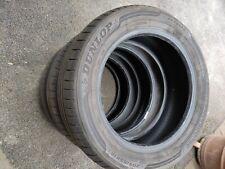 Dunlop Blue Response Sport Tyres 205 55 16 5mm Tread