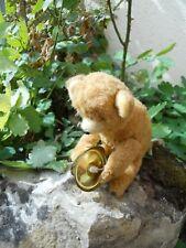 Automate  carl germany peluche ours étiquette d'origine